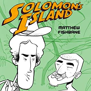Solomon's Island Audiobook