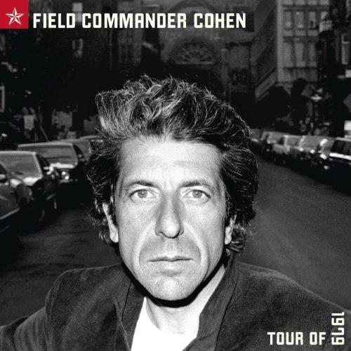 Field Commander Cohen: Tour of 1979 artwork
