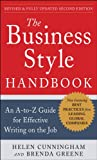 The Business Style Handbook, Second Edition:  An A-to-Z Guide for Effective Writing on the Job: An A-to-Z Guide for Effective Writing on the Job