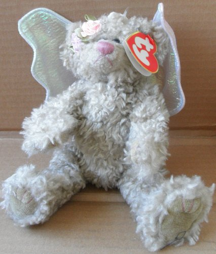 TY Attic Treasure Collection Rafaella the Fairy Bear Stuffed Animal Plush Toy
