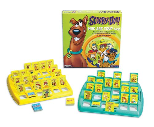 Scooby-Doo Who Are You Game
