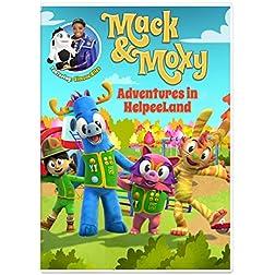 Mack & Moxy: Adventures in Helpeeland