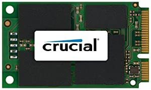 Crucial m4 128GB mSATA Internal Solid State Drive CT128M4SSD3