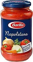 Barilla Napoletana - Salsa de Tomate con hierbas aromaticas, 400 g