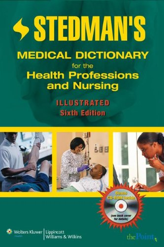 Stedman's Medical Dictionary for the Health Professions...