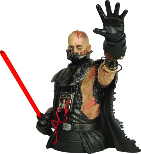 Gentle Giant Star Wars: Force Unleashed: Darth Vader Mini Bust