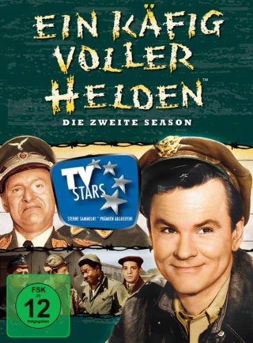 Ein Käfig voller Helden - Die zweite Season (5 DVDs)