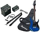 Ibanez IJRG200-BL Jumpstart Set E-Gitarre blau