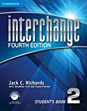 Interchange Level 2 Students Book with Self-study DVD-ROM (Interchange Fourth Edition)