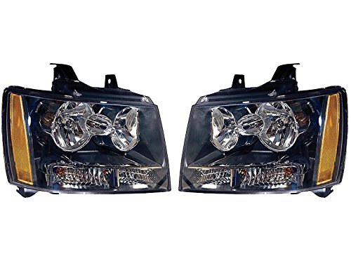 chevrolet-chevy-tahoe-suburban-avalanche-07-11-head-light-lamp-with-bulb-pair