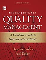 The Handbook for Quality Management, 2nd Edition Front Cover