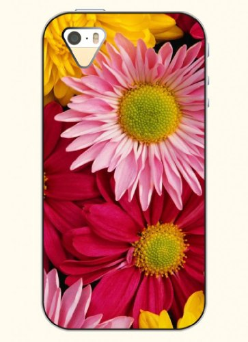 Oofit Phone Case Design With Colorful Sunflower For Apple Iphone 5 5S 5G