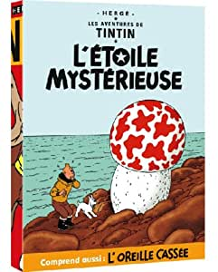The Adventures of Tintin: L'Etoile Mysterieuse/L'Oreille (Version française)