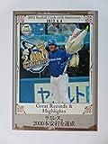 BBM2015/25周年ベースボールカード■レギュラーカード■183ラミレス2000本安打/DeNA