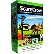 Spray Away Electronic Pest Repellent Control-SCARECROW ANIMAL REPELER