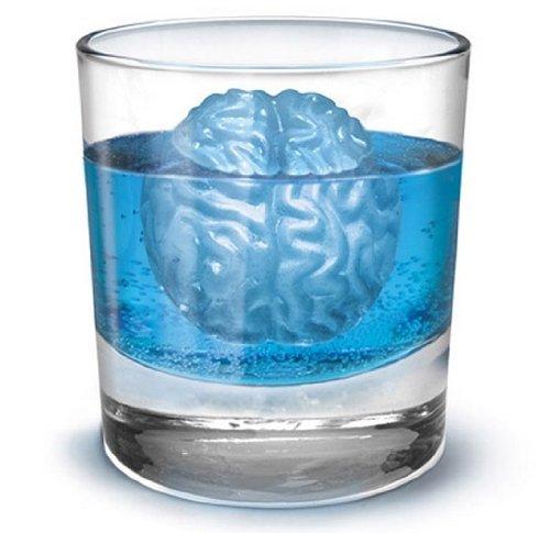 SMO Forme Gel de cerveau Cube silicone Ice Maker Mold
