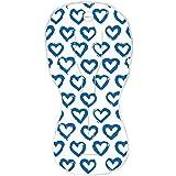 Colchoneta Universal HEART Azulón