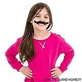"Mustache Set 3 Piece 3.5"""