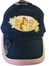 Disney Princess Hat - Princess Denim Baseball Cap
