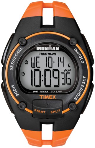 Timex Men's Ironman Triathalon Resin Strap Watch #T5K220