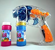 Haktoys 1700G Bubble Gun Transparent…