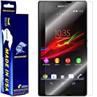 ArmorSuit MilitaryShield - Sony Xperia Z Screen Protector Shield + Lifetime Replacements