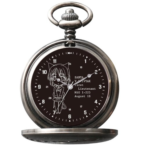 ストライクウィッチーズ2 懐中時計 サーニャ・V・リトヴャク