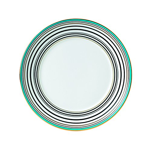 """Wedgwood Vibrance 6.7"""" Bread and Butter Plate, Multicolor"""