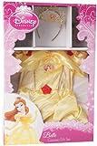 Disney - Disfraz de La bella para niña, talla S