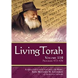 Living Torah Volume 119 Programs 473-476