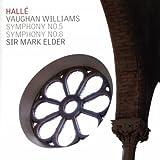 Vaughan Williams : Symphonies n° 5 & 8. Elder.