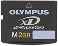 Olympus M xD-Picture Card Flash Memory Card from Olympus