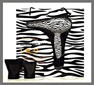 ISO LIMITED EDITION Ionic Pro 2000 Hair Dryer-Zebra at Sears.com