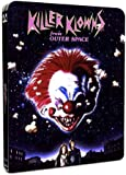 Killer Klowns From Outer Space SteelBook [Dual Format Blu-ray + DVD]