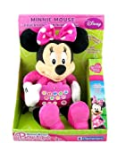 Disney Minnie Mouse Bow-tique Talking Plush
