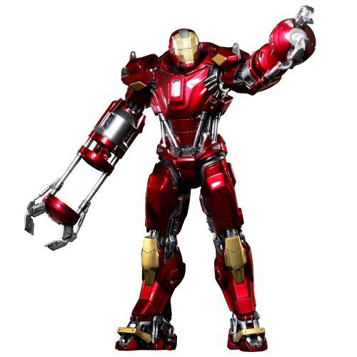 【パワー・ポーズ】 『アイアンマン3』 1/6スケール限定可動フィギュア アイアンマン・マーク35 (レッド・スナッパー)