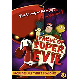 League of Super Evil Megaset