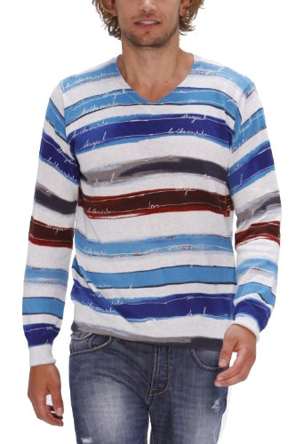 Pull Over Desigual Rayas Couleurs