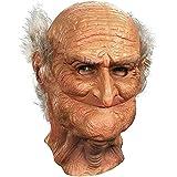 Disguise Men's Male Oldie Adult Vinyl Mask