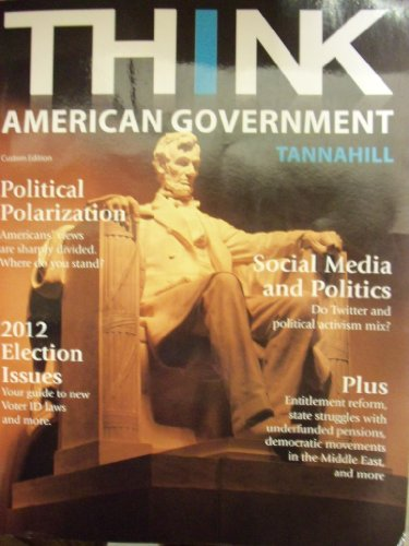 Think American Government (Custom 2012 Edition) (American Government Custom compare prices)