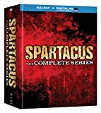 Spartacus: The Complete Series [Blu-ray]