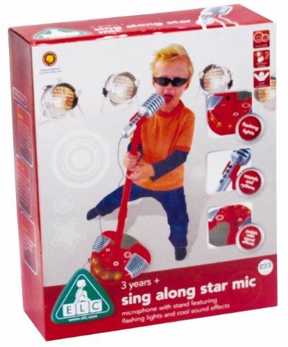 Sing Along Star Mic
