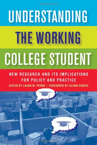 Understanding the Working College Student: New Research...