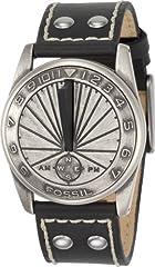 [フォッシル]FOSSIL 腕時計 FUEL SUN DIAL 復刻モデル 日時計 JR9886 メンズ [正規輸入品]