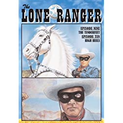 The Lone Ranger - Vol.5