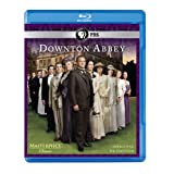 Cover art for  Masterpiece Classic: Downton Abbey Season 1 (Original U.K. Edition) [Blu-ray]