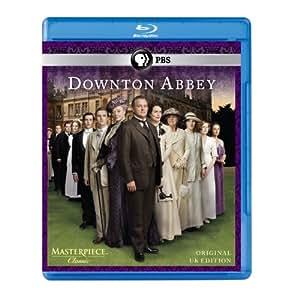 Masterpiece Classic: Downton Abbey Season 1 (Original U.K. Edition) [Blu-ray]