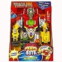Transformers Movie 2 Mega Power Bots - Construction Devastator