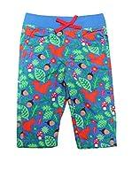 Toby Tiger Pantalón Trcbasquir (Multicolor)