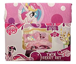 My little Pony Sheets - Twin